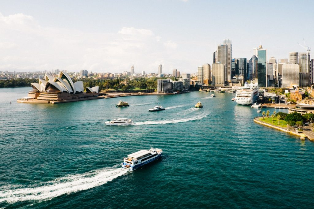 How to transfer money to Australia from South Africa