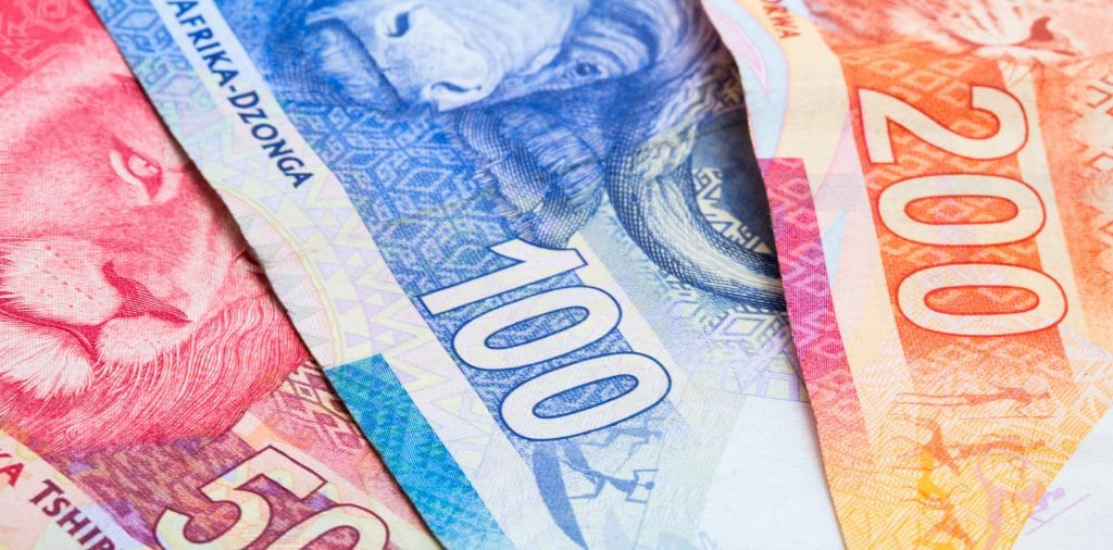 South African Rand move back up to 12.52 highly anticipated