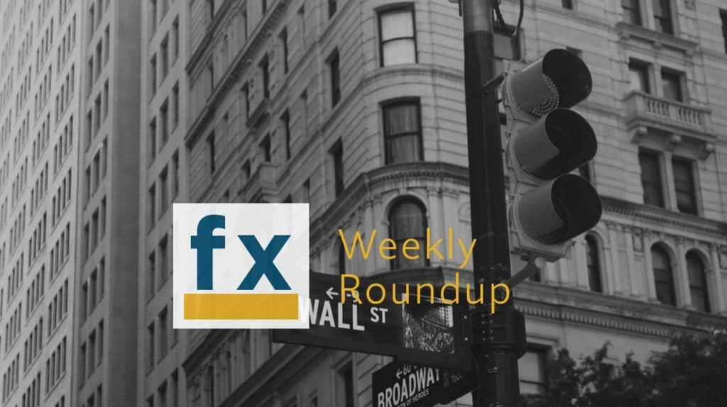 Weekly Round Up – 7 August 2020