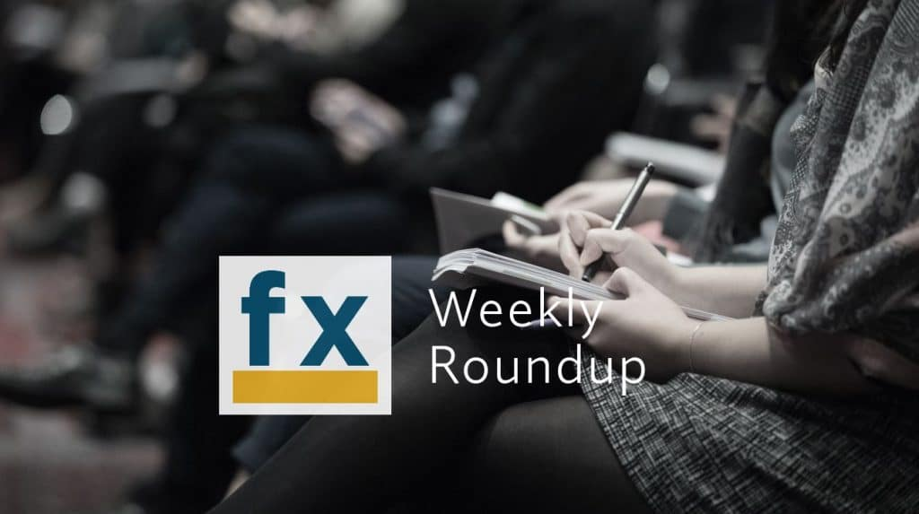 The Weekly Round Up – 2020-09-18