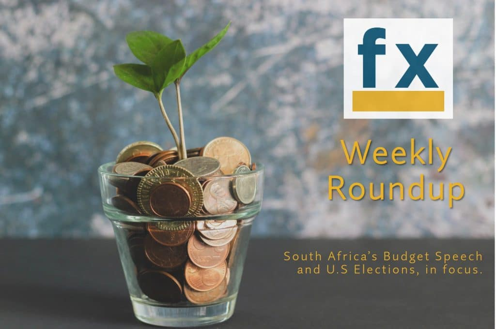 The Weekly Round Up – 2020-10-23