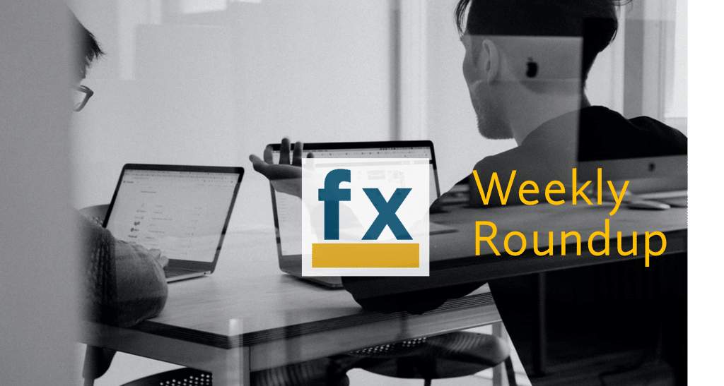 The Weekly Round Up – 2020-10-16
