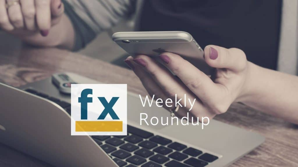 The Weekly Round Up – 2020-10-02