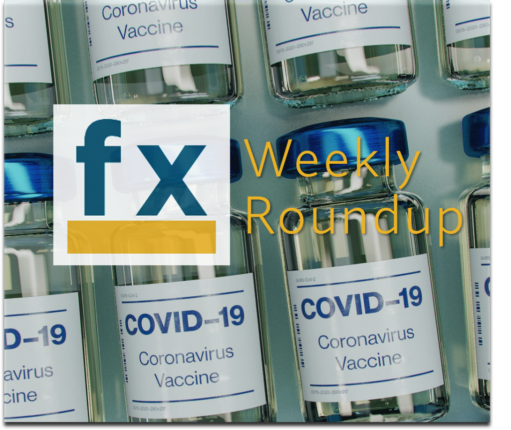 The Weekly Round Up – 2020-11-27